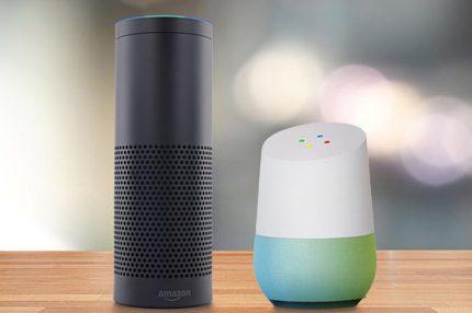 Intelligent Voice assistants
